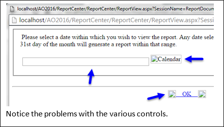 Display issue with reports due to ASP NET 4 6 – BQE Knowledgebase
